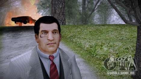 Joe Last Skin para GTA San Andreas quinto tela