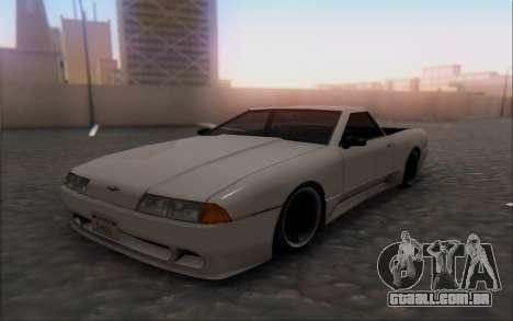 Elegy Pickup By Next para GTA San Andreas