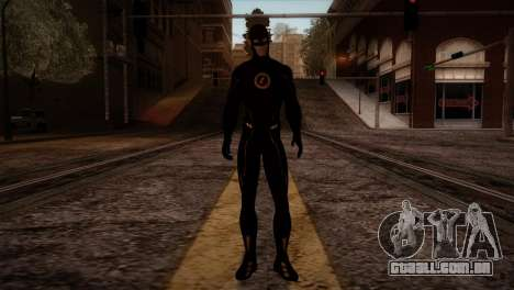 The Flash para GTA San Andreas segunda tela