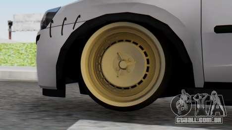 Opel Corsa Air para GTA San Andreas traseira esquerda vista