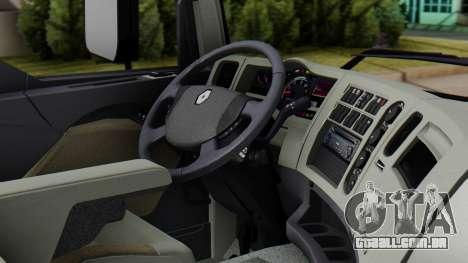 Renault Premuim 6x4 para GTA San Andreas vista direita