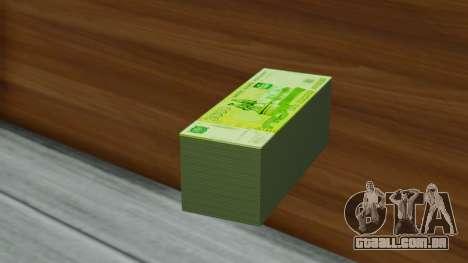 3000 Rublos para GTA San Andreas