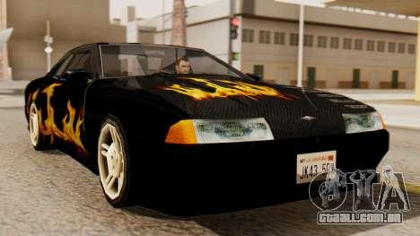 Vinil para Elegia - a Chama para GTA San Andreas