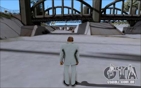 La Cosa Nostra Skin Pack para GTA San Andreas por diante tela