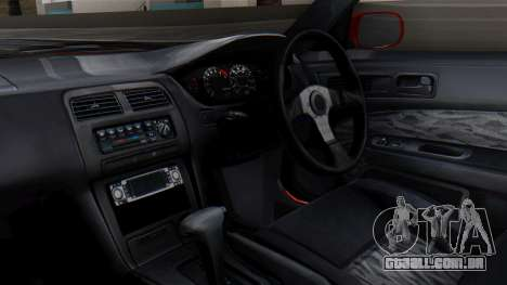 Nissan Silvia S14 (240SX) Fast and Furious para GTA San Andreas vista direita