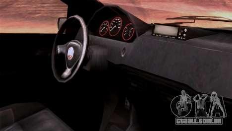 GTA 5 Declasse Asea IVF para GTA San Andreas vista direita