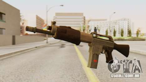 SPAS 15 para GTA San Andreas