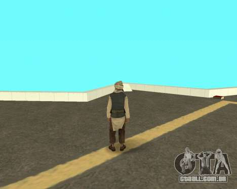 Novo armeec para GTA San Andreas segunda tela