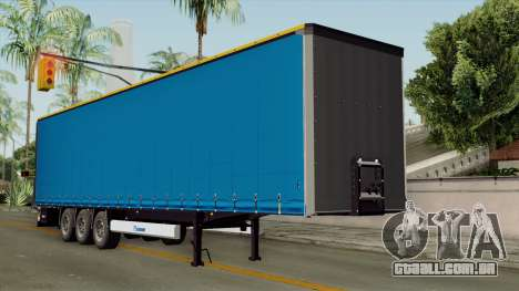Trailer Krone Profiliner v1 para GTA San Andreas