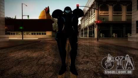 Dark Samus para GTA San Andreas segunda tela