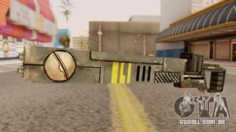 Warhammer Sniper Rifle para GTA San Andreas