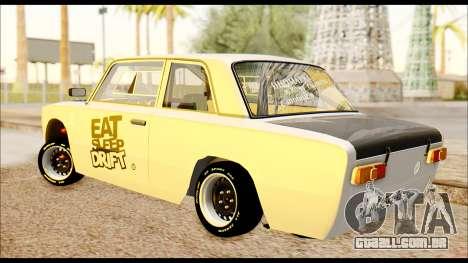 VAZ 21013 Esporte para GTA San Andreas esquerda vista