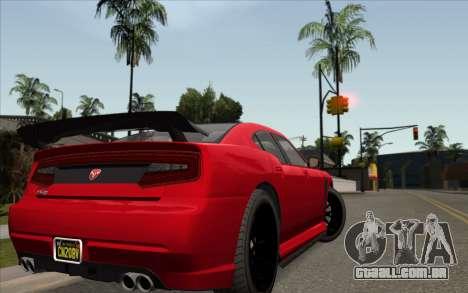ENBSeries For Low PC v5.0 para GTA San Andreas quinto tela