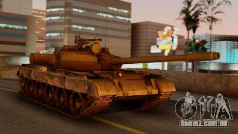 T-55AM Merida para GTA San Andreas