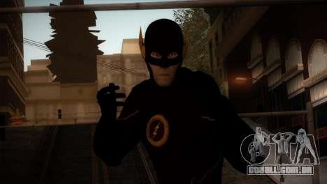 The Flash para GTA San Andreas