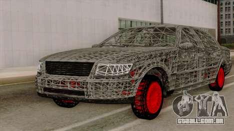 Kerdi Design Washington Roll Cage para GTA San Andreas