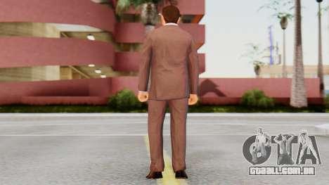 [GTA 5] FIB2 v2 para GTA San Andreas terceira tela
