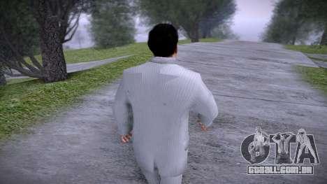 Joe Last Skin para GTA San Andreas terceira tela