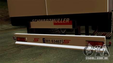 Schwaplli Red para GTA San Andreas vista direita