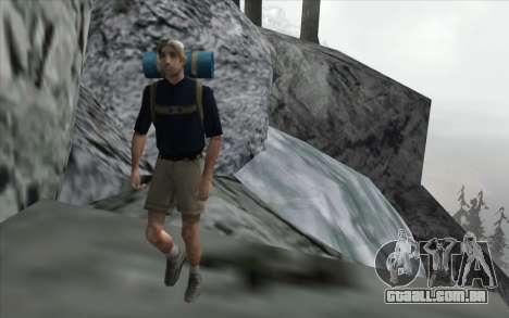 Cachoeira v0.1 Beta para GTA San Andreas