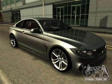 Metallic ENB Series para GTA San Andreas segunda tela