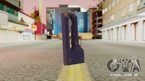 Grampeador para GTA San Andreas segunda tela