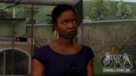 Rochelle New Textures para GTA San Andreas