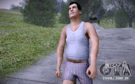 Joe Home para GTA San Andreas terceira tela