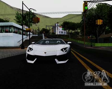 ENB for Low PC para GTA San Andreas sexta tela