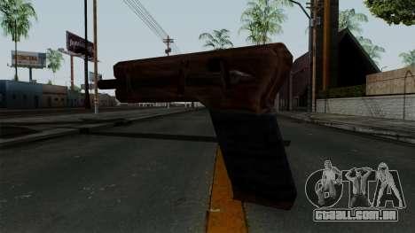 Samopal para GTA San Andreas terceira tela