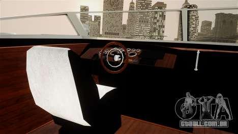 Lampadati Toro from GTA 5 para GTA 4 vista direita