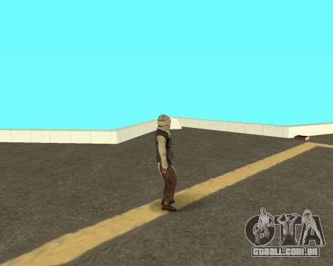 Novo armeec para GTA San Andreas terceira tela