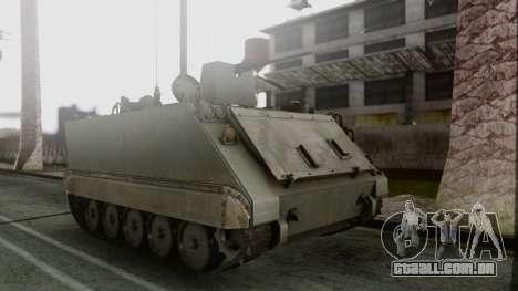 PGZ-95 Radar (Type 95) para GTA San Andreas