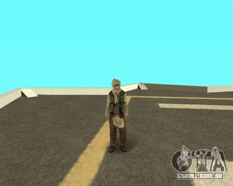 Novo armeec para GTA San Andreas