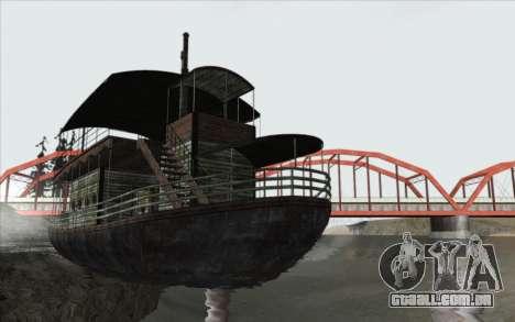 ENBSeries For Low PC v5.0 para GTA San Andreas terceira tela