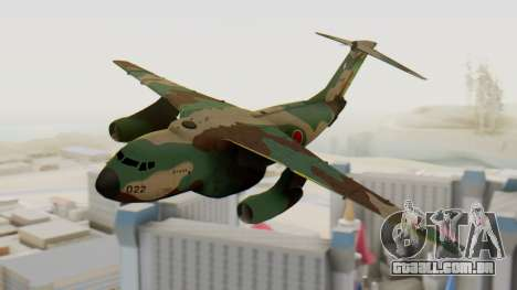 Kawasaki C-1A para GTA San Andreas