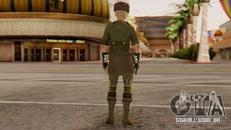 Sonya Motherland [MKX] para GTA San Andreas terceira tela