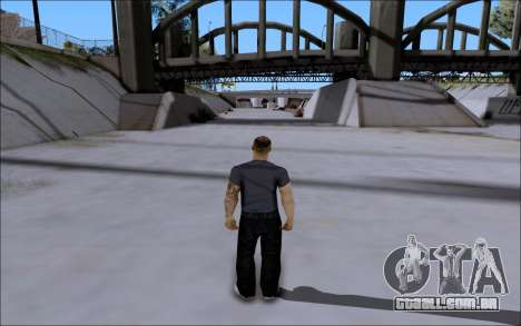 La Cosa Nostra Skin Pack para GTA San Andreas segunda tela