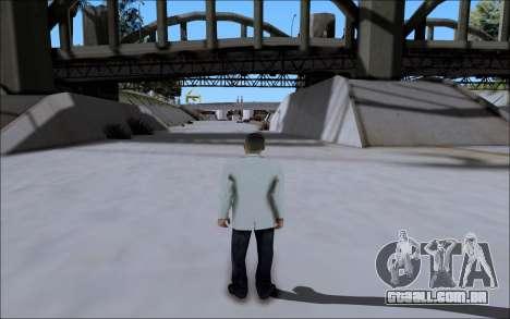 La Cosa Nostra Skin Pack para GTA San Andreas sexta tela