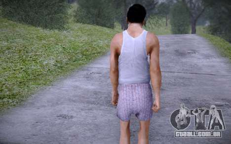 Joe Home para GTA San Andreas segunda tela