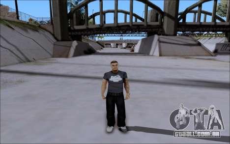 La Cosa Nostra Skin Pack para GTA San Andreas
