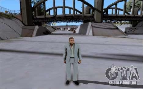 La Cosa Nostra Skin Pack para GTA San Andreas terceira tela