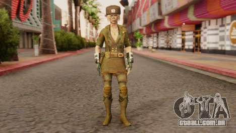 Sonya Motherland [MKX] para GTA San Andreas segunda tela