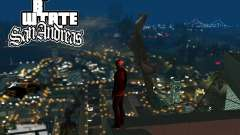 Loucura, no estado de San Andreas. Beta. para GTA San Andreas