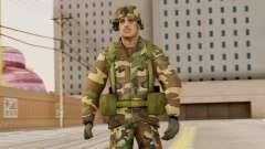 Soldados do exército dos EUA para GTA San Andreas
