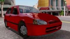 Toyota Starlet 5P 1.3L 1998