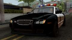 GTA 5 LS Police Car