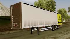 Trailer 15 meters para GTA San Andreas