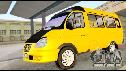 Gazela 3221 2007 Final para GTA San Andreas