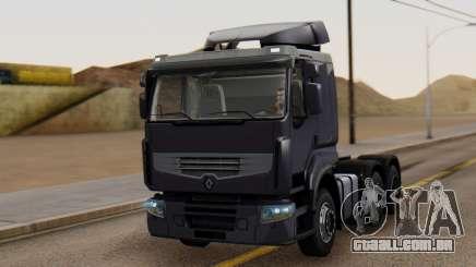 Renault Premuim 6x4 para GTA San Andreas